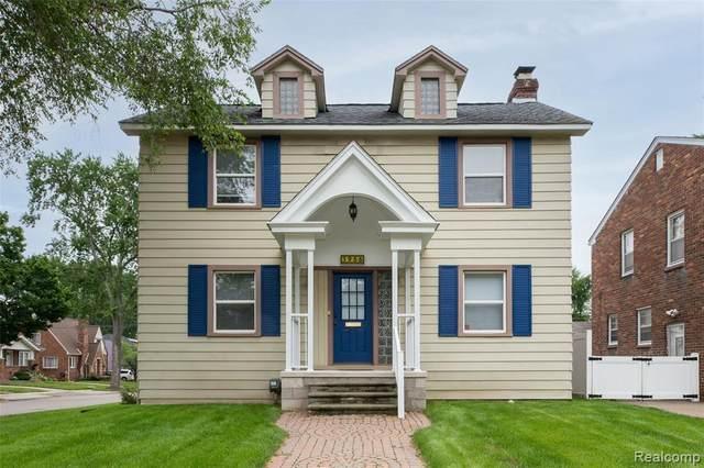 1956 Pinecrest Dr, Ferndale, MI 48220 (MLS #2210055428) :: Kelder Real Estate Group