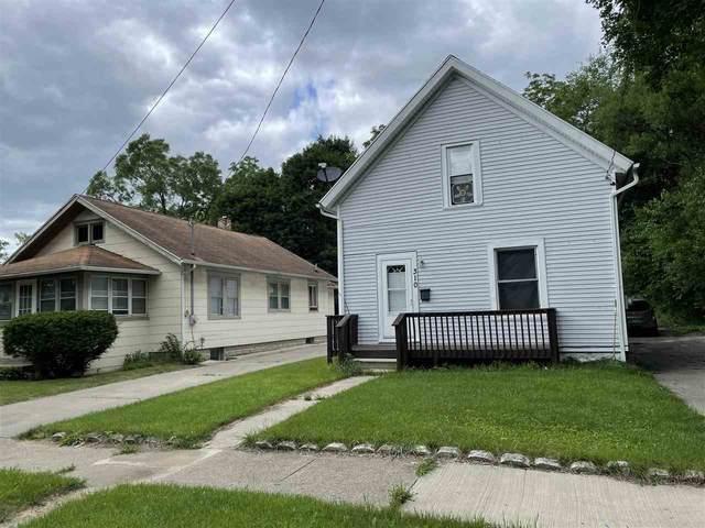 310 E Euclid Ave, Jackson, MI 49203 (MLS #202102206) :: Kelder Real Estate Group
