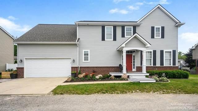 1720 Enclave Ln, Ann Arbor, MI 48103 (MLS #3282507) :: Kelder Real Estate Group