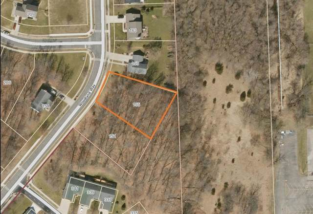 155 Woodland Way, Manchester, MI 48158 (MLS #3282534) :: The BRAND Real Estate