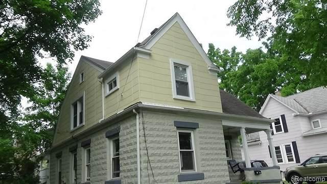 203 N 7TH ST, Ann Arbor, MI 48103 (MLS #2210055546) :: Kelder Real Estate Group