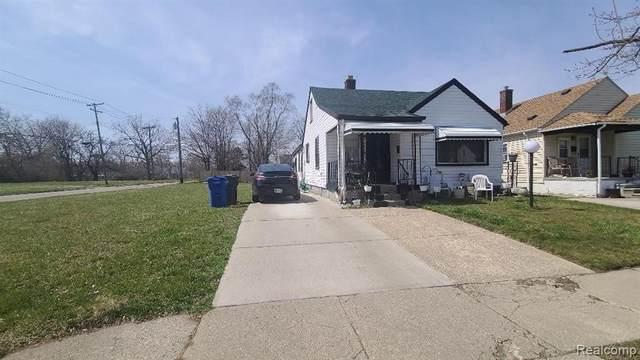 3146 Walnut St, Inkster, MI 48141 (MLS #2210055520) :: Kelder Real Estate Group