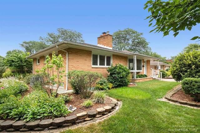 1801 Waverly Rd, Ann Arbor, MI 48103 (MLS #3282419) :: Kelder Real Estate Group