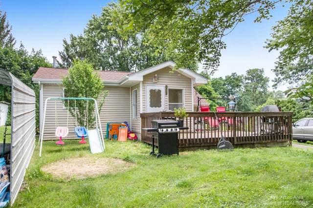409 Max St, Jackson, MI 49203 (MLS #3282585) :: Kelder Real Estate Group