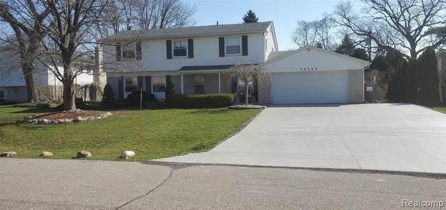 36760 Nantucket Crt, Clinton Township, MI 48035 (MLS #2210056055) :: Kelder Real Estate Group