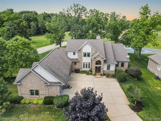 4352 Tupper Lake Way, Linden, MI 48451 (MLS #2210056324) :: Kelder Real Estate Group