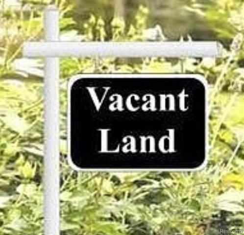 15440 Woodbine, Redford, MI 48239 (MLS #2210057036) :: The BRAND Real Estate