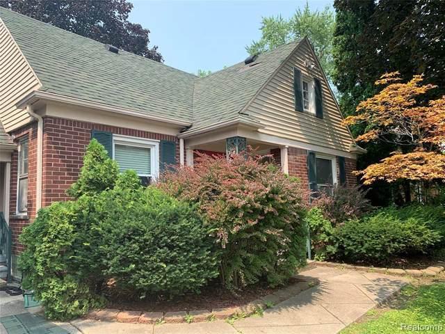 4221 Cooper Ave, Royal Oak, MI 48073 (MLS #2210057127) :: Kelder Real Estate Group