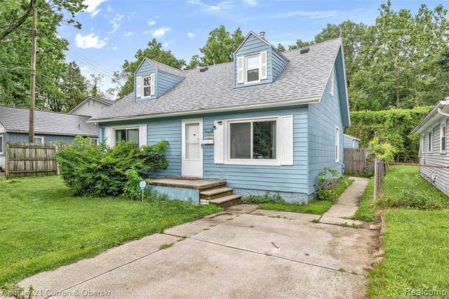 7881 Nightingale St, Dearborn Heights, MI 48127 (MLS #2210056711) :: Kelder Real Estate Group
