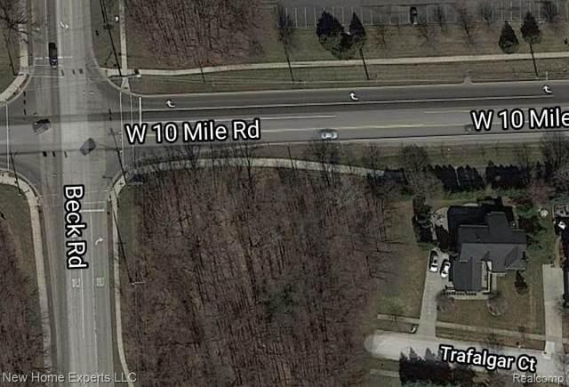V/L Trafalger Crt, Novi, MI 48377 (MLS #2210057286) :: The Tom Lipinski Team at Keller Williams Lakeside Market Center