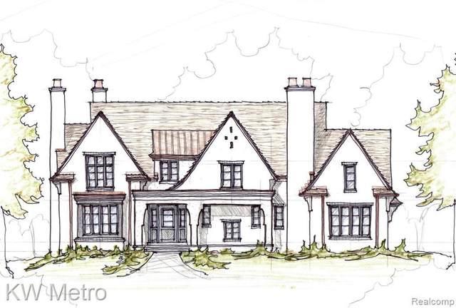 1174 Shipman Blvd, Birmingham, MI 48009 (MLS #2210057530) :: Kelder Real Estate Group