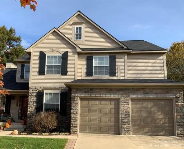 8376 Parkridge Dr #168, Dexter, MI 48130 (MLS #3282690) :: Kelder Real Estate Group
