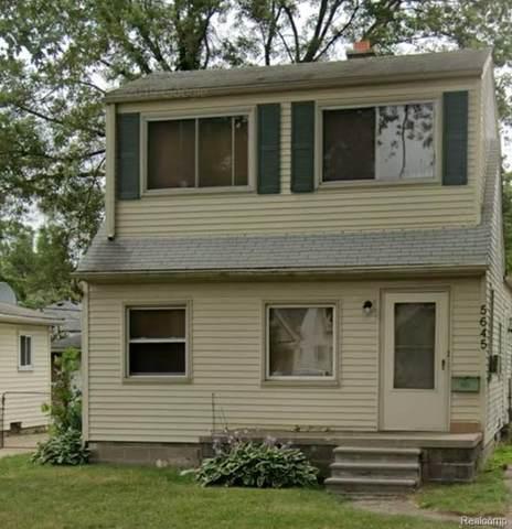 5645 Merrick St, Dearborn Heights, MI 48125 (MLS #2210057691) :: Kelder Real Estate Group