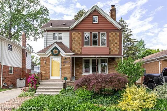 11335 Hemingway, Redford, MI 48239 (MLS #2210057704) :: Kelder Real Estate Group