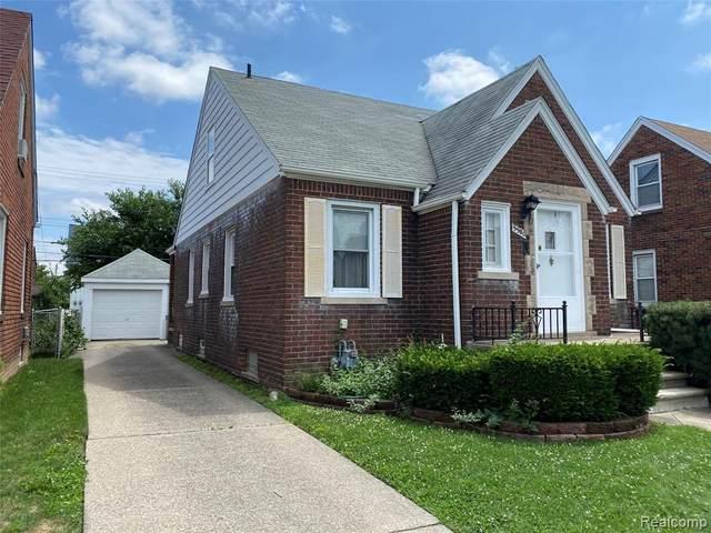 5520 Kendal St, Dearborn, MI 48126 (MLS #2210057788) :: Kelder Real Estate Group