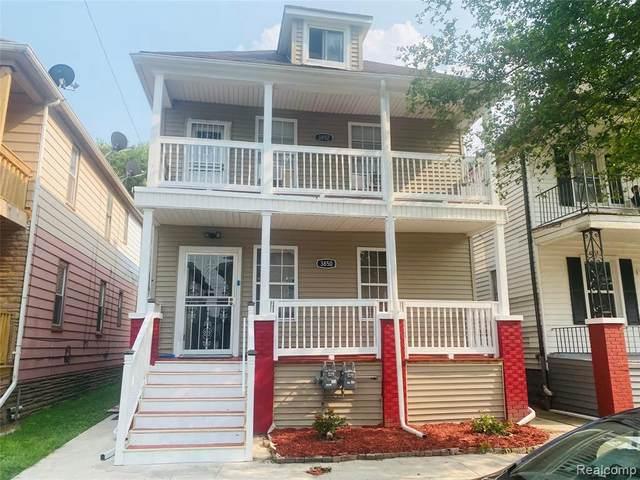 3850 Yemans St, Hamtramck, MI 48212 (MLS #2210058072) :: The BRAND Real Estate