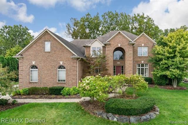 62951 Tournament Dr, Washington, MI 48094 (MLS #2210058108) :: Kelder Real Estate Group