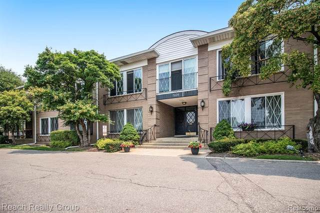 25530 Southfield Rd #A204, Southfield, MI 48075 (MLS #2210058112) :: The BRAND Real Estate