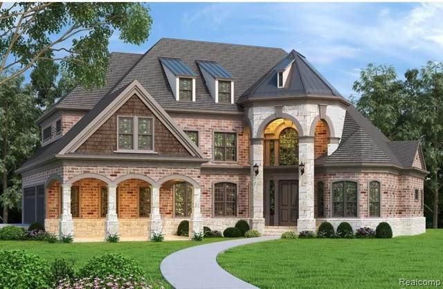 40 Fieldstone Rdg, Clarkston, MI 48348 (MLS #2210058367) :: The BRAND Real Estate