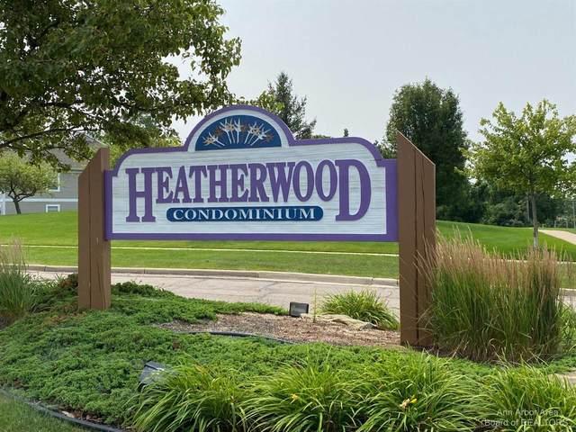 1326 Heatherwood Ln, Ann Arbor, MI 48108 (MLS #3282746) :: Kelder Real Estate Group