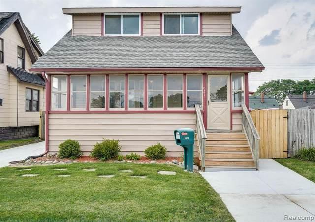 621 E Robert Ave, Hazel Park, MI 48030 (MLS #2210058430) :: Kelder Real Estate Group