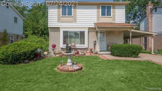 29229 Marshall St, Southfield, MI 48076 (MLS #2210057376) :: Kelder Real Estate Group