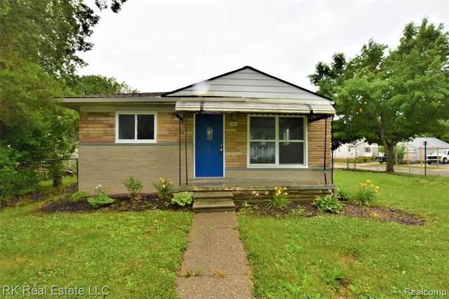 506 E Elza Ave, Hazel Park, MI 48030 (MLS #2210049058) :: Kelder Real Estate Group