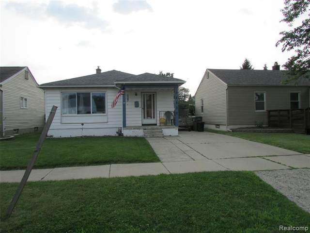 12532 Agnes St, Southgate, MI 48195 (MLS #2210059128) :: Kelder Real Estate Group