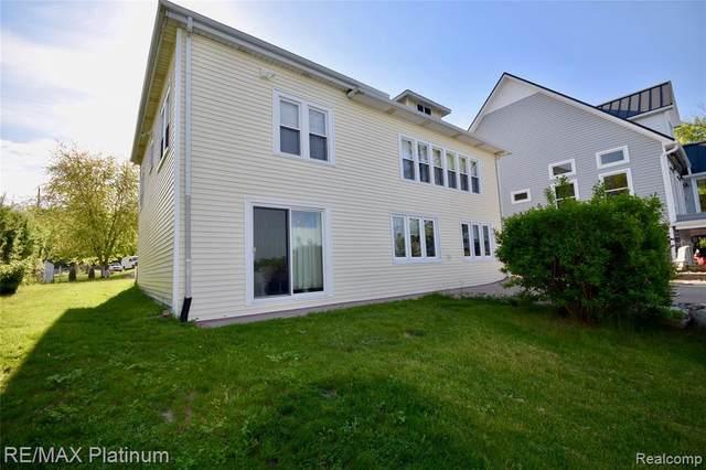 16364 Hilltop Dr, Linden, MI 48451 (MLS #2210059225) :: Kelder Real Estate Group