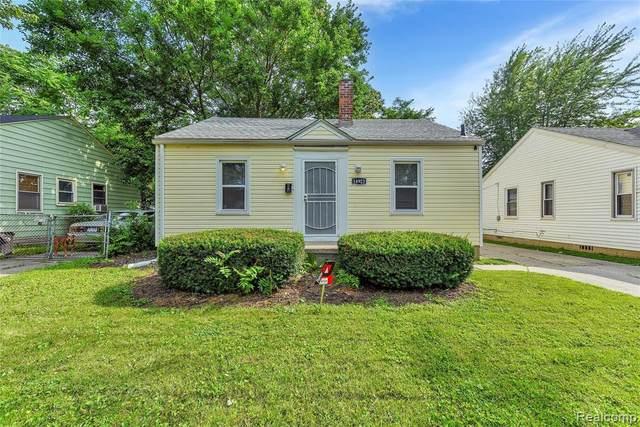 18923 Kingsville St, Harper Woods, MI 48225 (MLS #2210058581) :: Kelder Real Estate Group