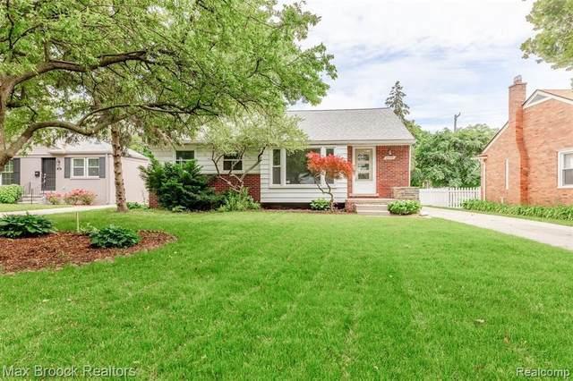 3648 Rockingham Rd, Royal Oak, MI 48073 (MLS #2210058733) :: Kelder Real Estate Group