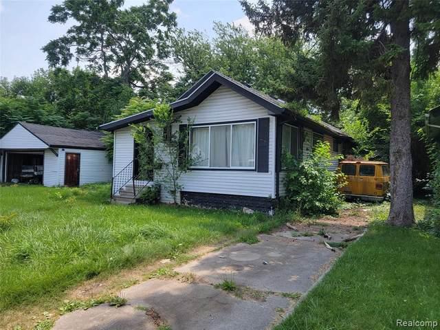 510 East Pierson, Flint, MI 48505 (MLS #2210059337) :: The BRAND Real Estate