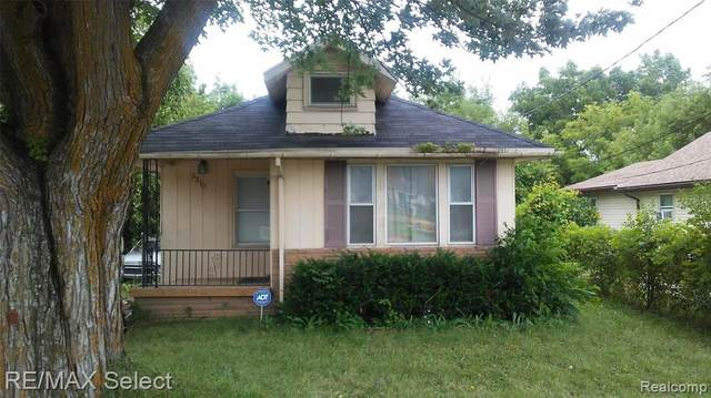 3310 Augusta St, Flint, MI 48532 (MLS #2210059351) :: The BRAND Real Estate