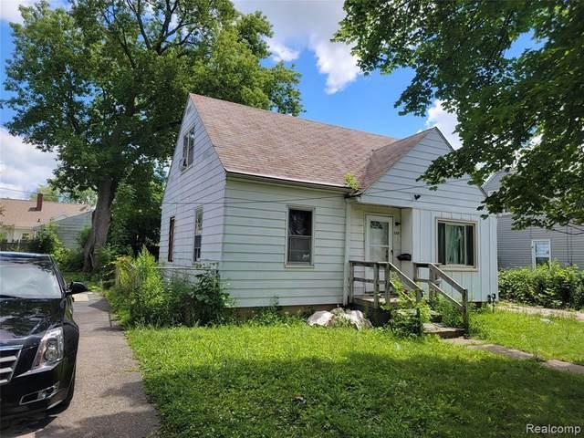 979 Salisbury Ave, Flint, MI 48532 (MLS #2210059370) :: The BRAND Real Estate