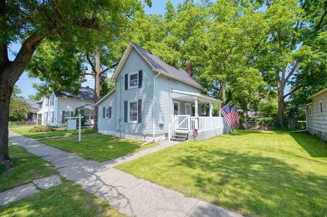 609 Hibbard, Jackson, MI 49202 (MLS #202102333) :: Kelder Real Estate Group