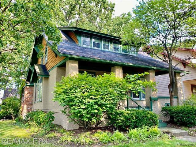 703 S Laurel St, Royal Oak, MI 48067 (MLS #2210058968) :: The BRAND Real Estate