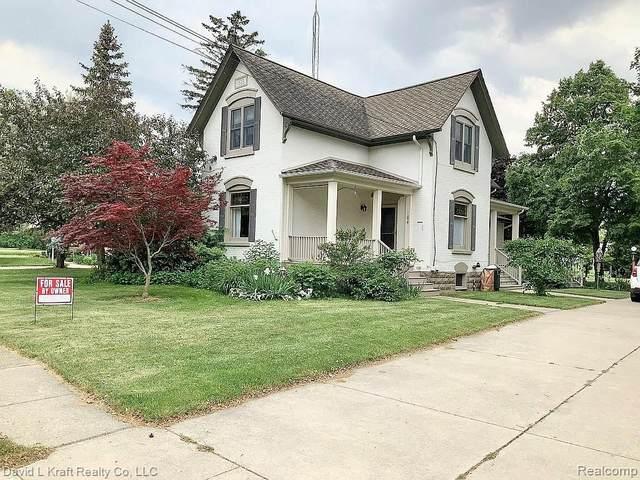 184 S Main St St, Elkton, MI 48731 (MLS #2210059443) :: The BRAND Real Estate