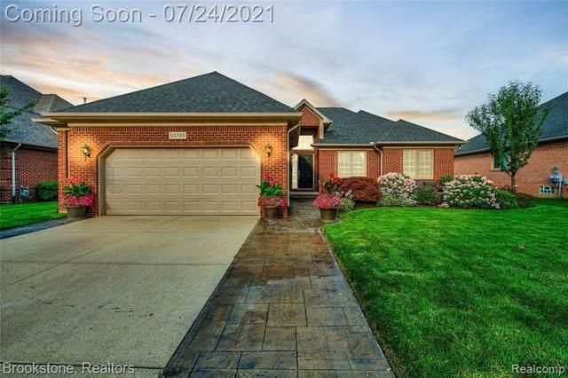 55740 Rhine Ave, Macomb, MI 48042 (MLS #2210059398) :: The BRAND Real Estate