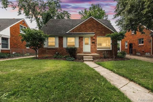 4619 Groveland Ave, Royal Oak, MI 48073 (MLS #2210056805) :: Kelder Real Estate Group