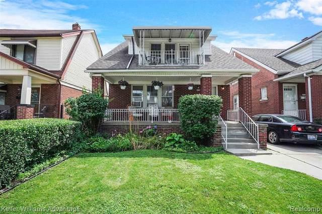 6930 Appoline St, Dearborn, MI 48126 (MLS #2210059210) :: Kelder Real Estate Group