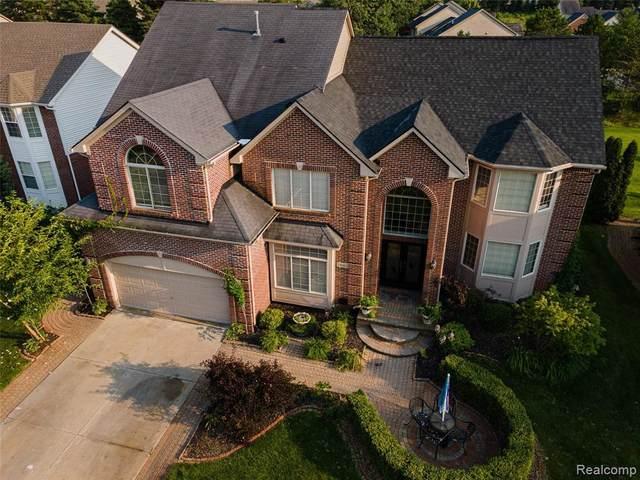 1603 Angela Rd, Update, MI 48390 (MLS #2210059588) :: Kelder Real Estate Group