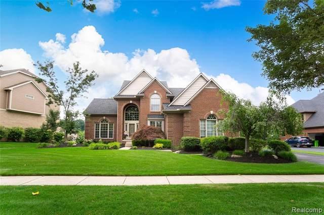 45791 Bristol Cir, Novi, MI 48377 (MLS #2210059663) :: Kelder Real Estate Group