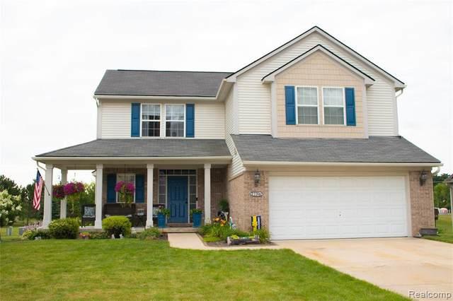 4027 Grand Oaks Trl, Burton, MI 48519 (MLS #2210059188) :: Kelder Real Estate Group