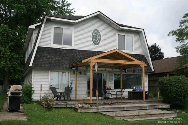 8732 Pellett Dr, Whitmore Lake, MI 48189 (MLS #3282852) :: Kelder Real Estate Group