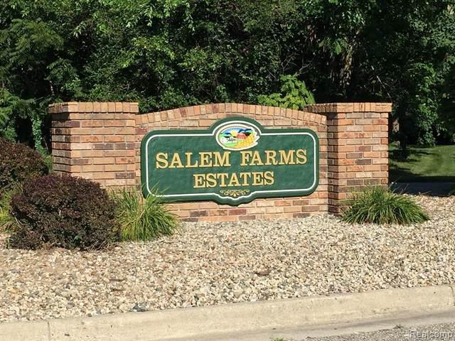 6443 Sunset Dr, South Lyon, MI 48178 (MLS #2210059836) :: The Tom Lipinski Team at Keller Williams Lakeside Market Center