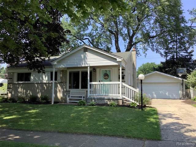 31330 Hathaway St, Livonia, MI 48150 (MLS #2210059897) :: Kelder Real Estate Group