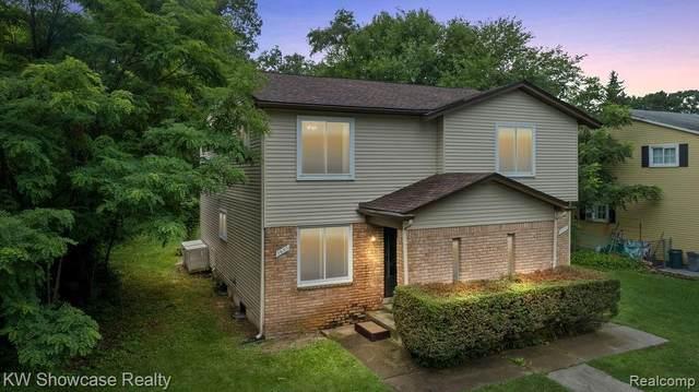 1037 Glengary Rd, Wolverine Lake, MI 48390 (MLS #2210059253) :: Kelder Real Estate Group