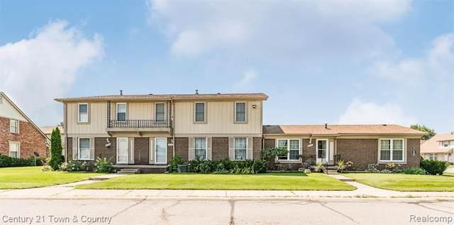 8956 Scotia Dr, Sterling Heights, MI 48312 (MLS #2210060120) :: Kelder Real Estate Group