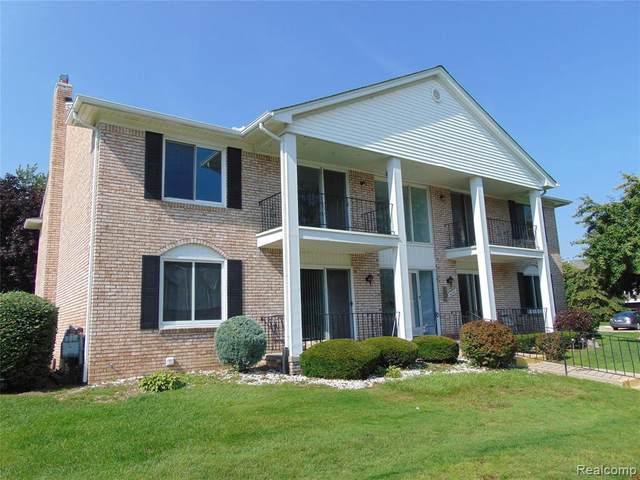 14200 Ivanhoe Dr # 159, Sterling Heights, MI 48312 (MLS #2210059780) :: Kelder Real Estate Group