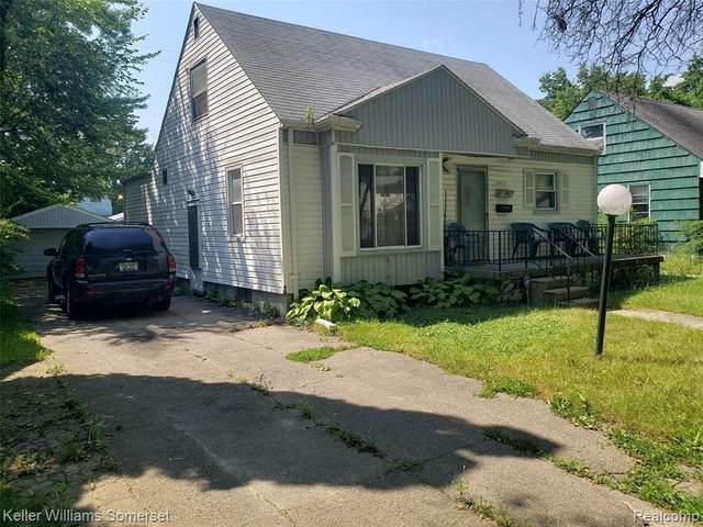 5813 Edwards Ave, Flint, MI 48505 (MLS #2210059886) :: Kelder Real Estate Group